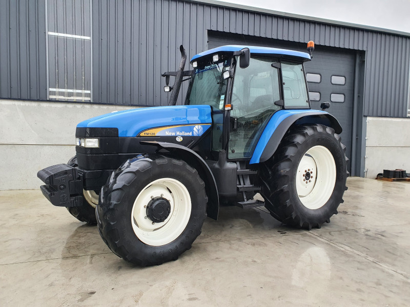 2006 New Holland TM 120 Classic