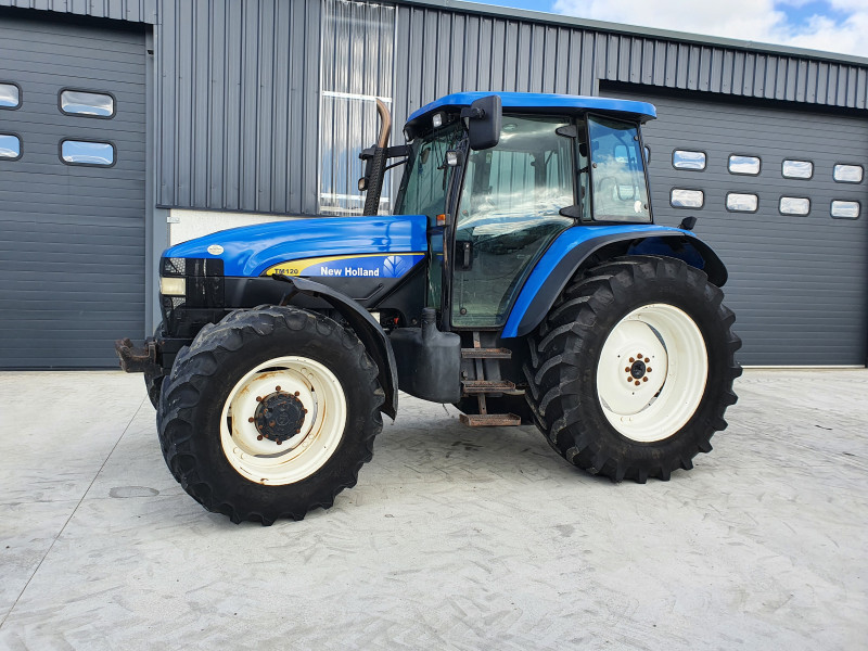 2007 New Holland TM 120 Classic