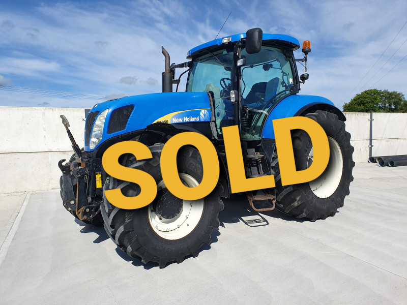 2008 New Holland T7050